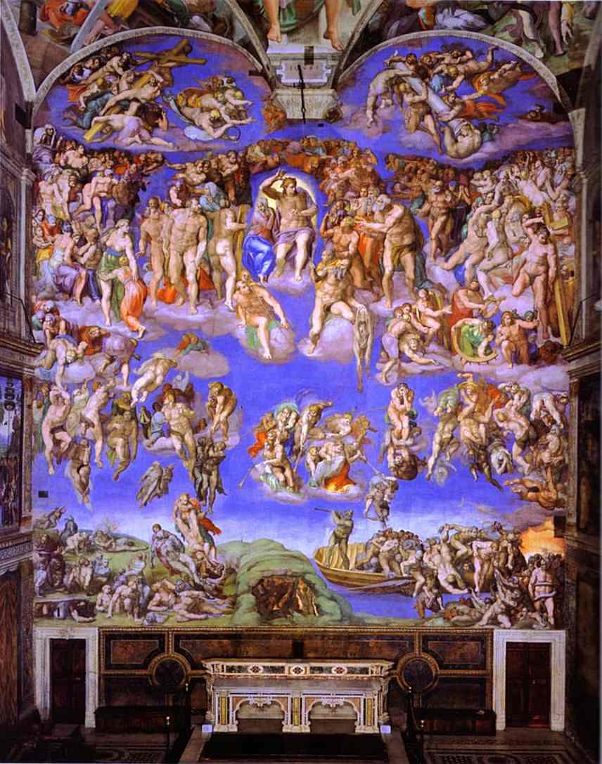 Galleria d'Arte / Michelangelo - The Last ...