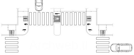 Sezioni Stradali Sezioni Urbane Dwg Sezioni Strade
