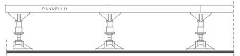 Mobili lavelli pavimento flottante dwg - Dettaglio pavimento flottante ...
