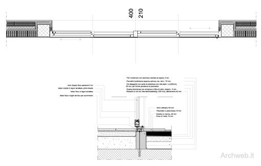 Finestre scorrevoli dwg for Finestra scorrevole verticale