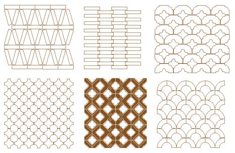 Recinzioni in muratura di mattoni for Disegni di garage di mattoni