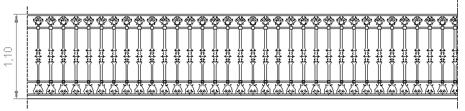 Ringhiere in ferro battuto 1 - Ringhiere in ferro battuto per balconi esterni ...