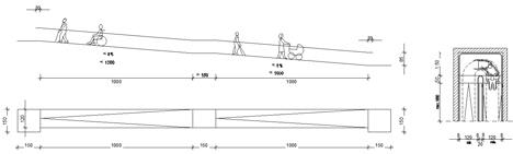 rampe per portatori di handicap. Black Bedroom Furniture Sets. Home Design Ideas