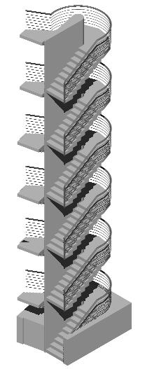 Scale in cemento armato 3d - Scale in cemento armato ...