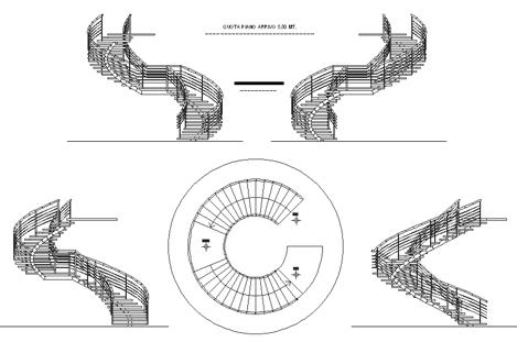 Scale Circolari 2d
