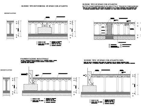 Celle frigorifere dwg abbattitore di temperatura da casa for Porta a soffietto dwg