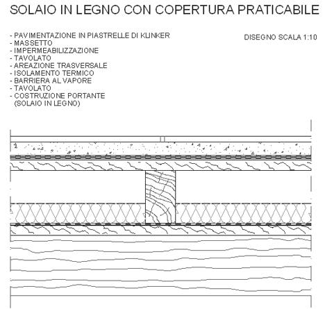 IngForum •Leggi argomento - Solaio in legno copertura praticabile esterna (te...