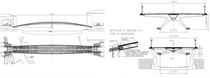 Il iv ponte sul canal grande a venezia for Ponte sopra i disegni del garage
