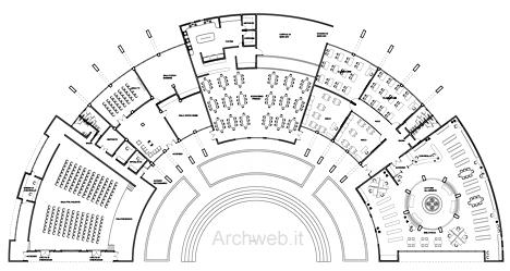 Schemi progetto edilizia scolastica for Archweb uffici