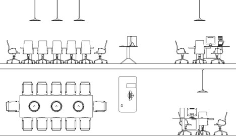 Dimensioni Tavolo Riunioni.Tavoli Riunioni 2d 3