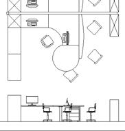 Scrivanie ufficio dwg 28 images scrivanie 2d for Mobili ufficio dwg