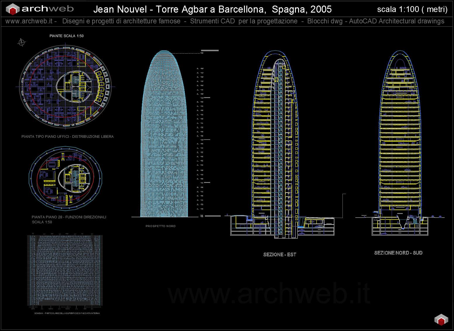Controsoffitto dwg archweb controsoffitto archweb for Sedie ufficio dwg