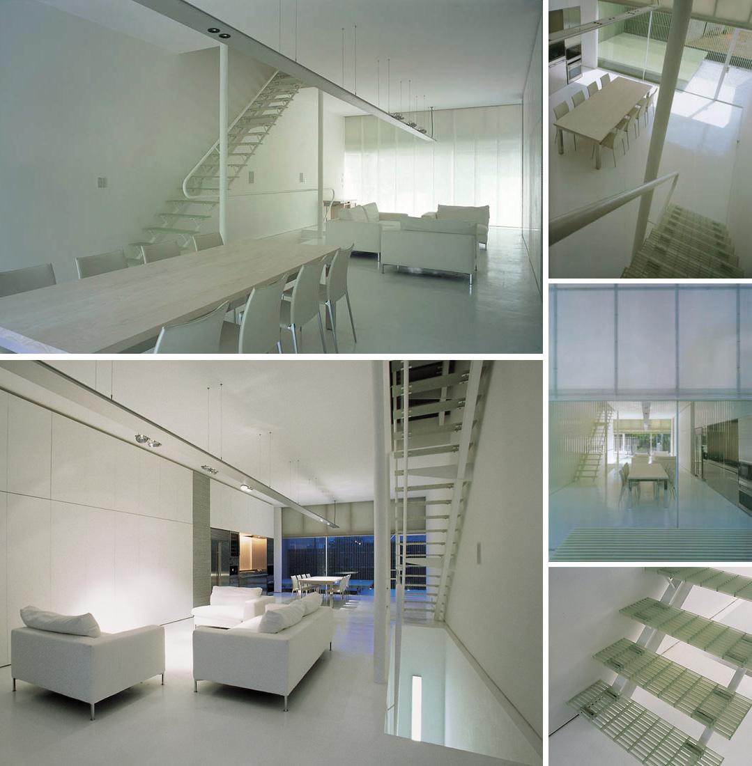 Plastic house kengo kuma photos for Interior design famosi