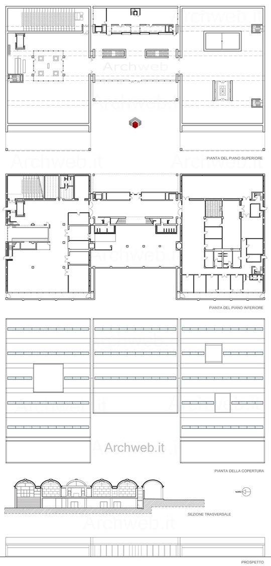 Louis Kahn Kimbell Art Museum 2d