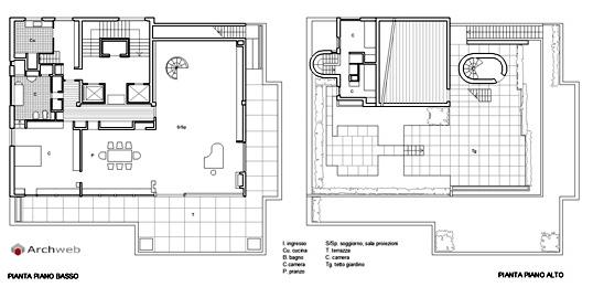 Maison de beistegui dwg apartment on the champs elys es for Generatore di blueprint gratuito