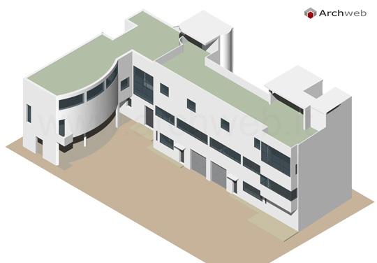 1000 images about le corbusier maison la roche jeannaret paris 1923 24 on pinterest le. Black Bedroom Furniture Sets. Home Design Ideas