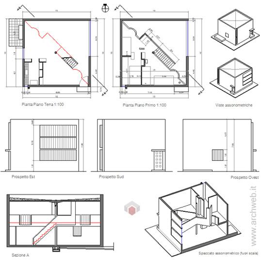 Case per artigiani 2d maison en seres for Migliori piani di casa artigiano