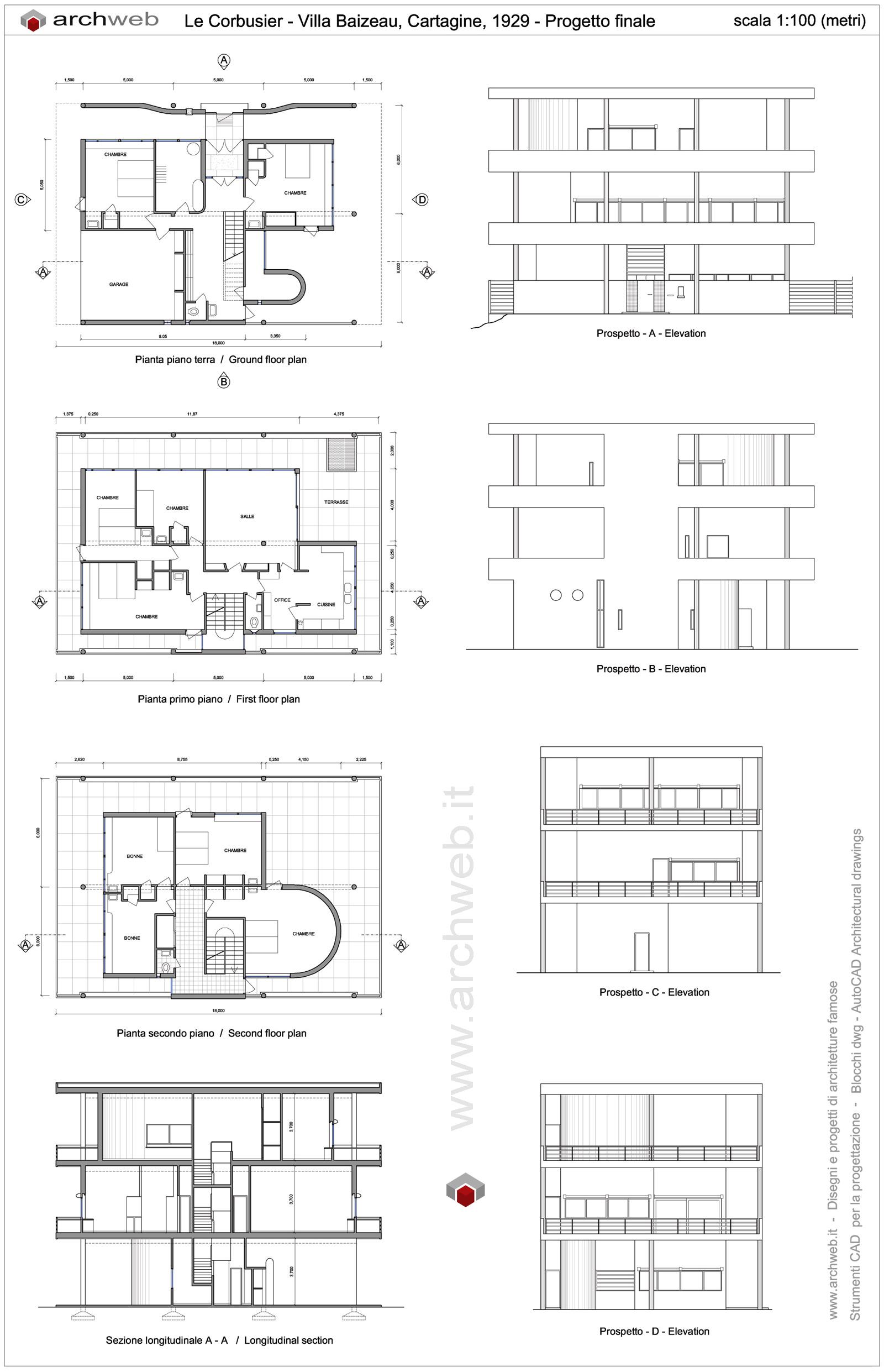 HD wallpapers villa house plan