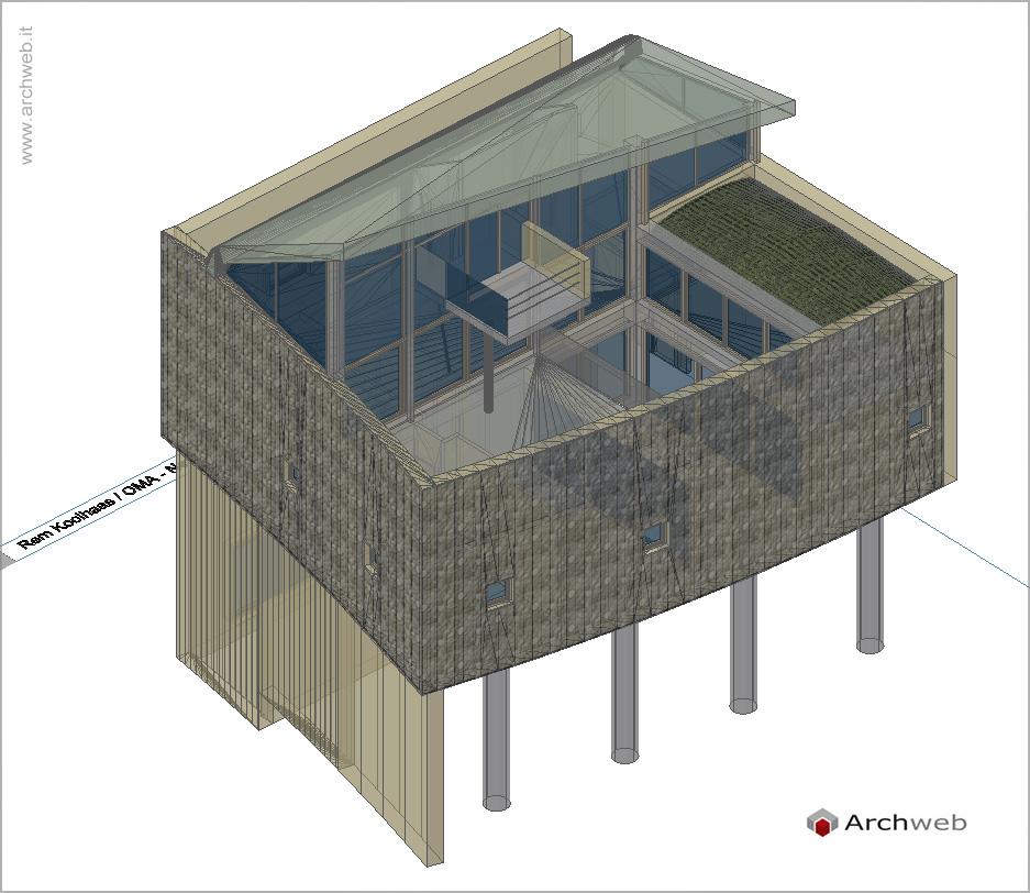 Nexus world housing autocad 3d model for Autocad arredi