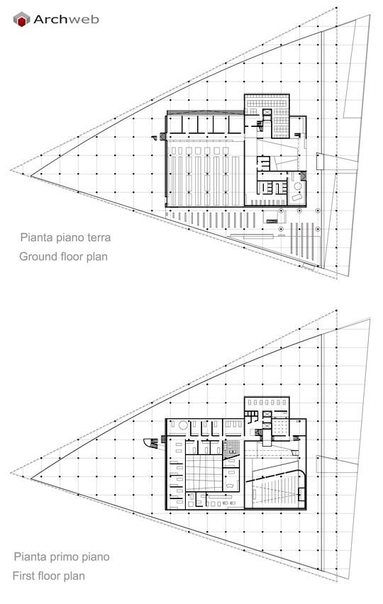 Rem koolhaas istituto olandese di architettura 1988 for Architettura olandese