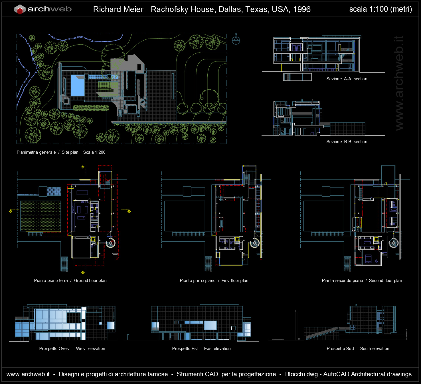 Sle house plans autocad dwg 28 images sle house plans for Cad house