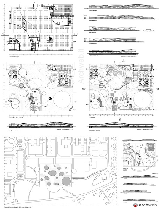 Rolex learning center kazuyo sejima architecture for Archweb arredi