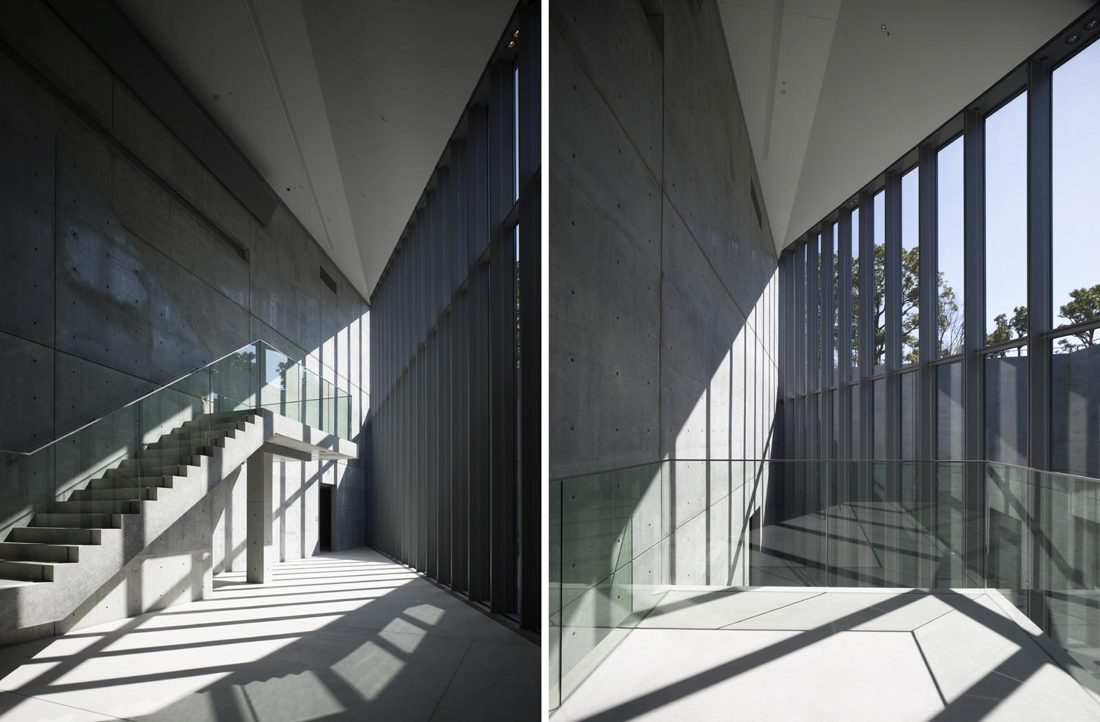 Tadao ando 21 21 design sight photos for Arredi design dwg