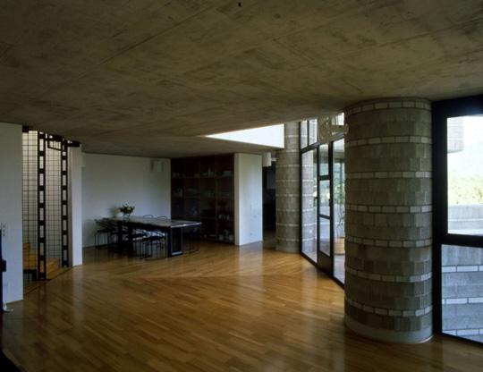 Mario botta fotografie breganzona house - Casa unifamiliare dwg ...