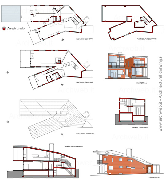 y house di steven holl On y house steven holl floor plans