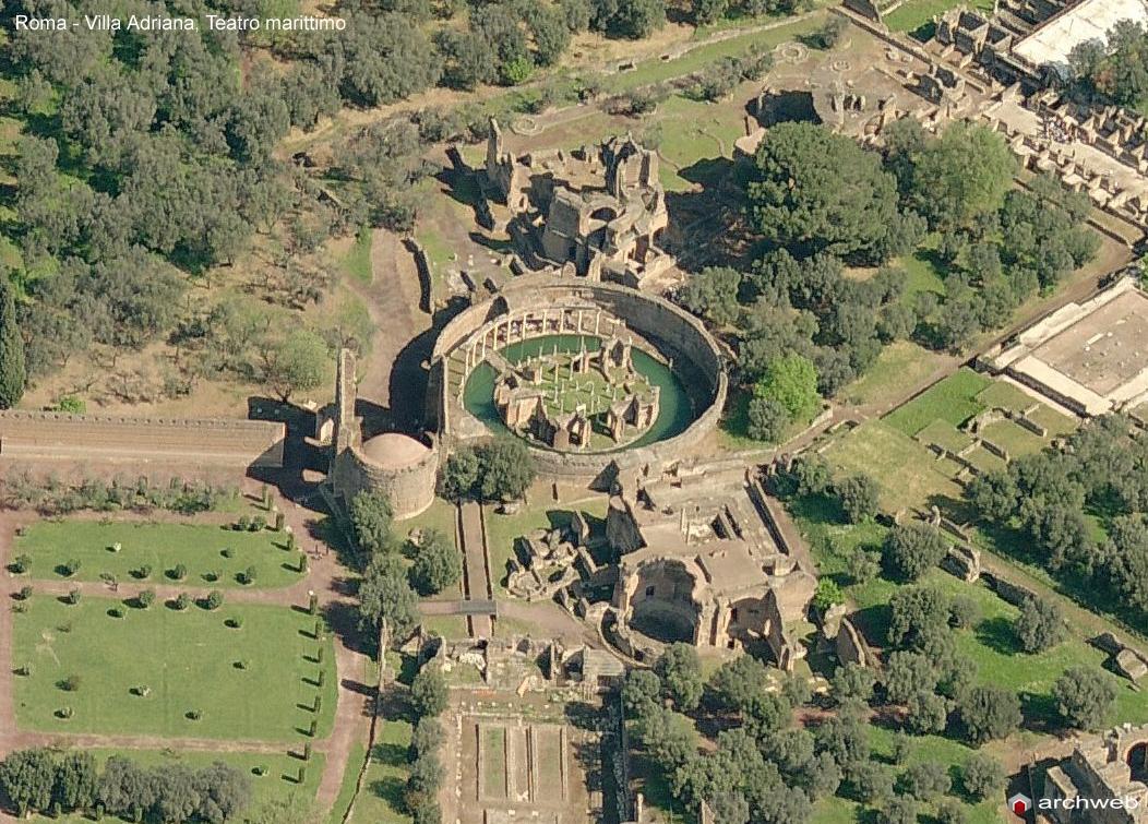 Villa Adriana Pagamento