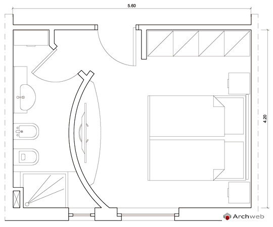 master bedroom bedroom autocad drawings