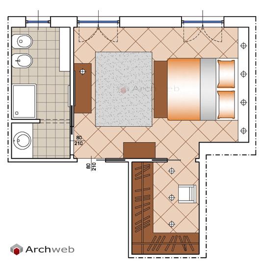 Letto in dwg idee creative di interni e mobili for Arredi autocad