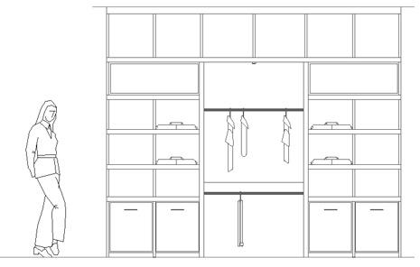 Arredo bagno archweb design casa creativa e mobili for Arredo ufficio dwg