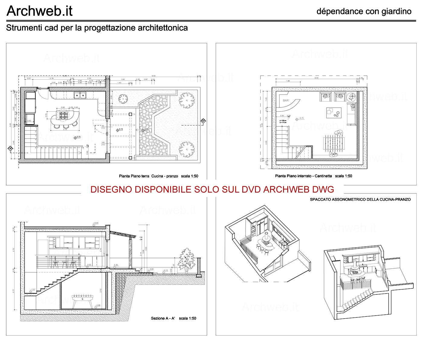 The archweb dwg dvd release for Archweb arredi