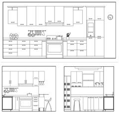 cucine 2D - Angoli cottura