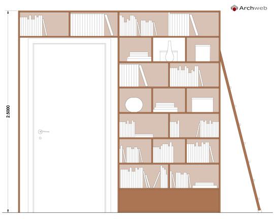 Librerie 2d dwg - Letto prospetto dwg ...