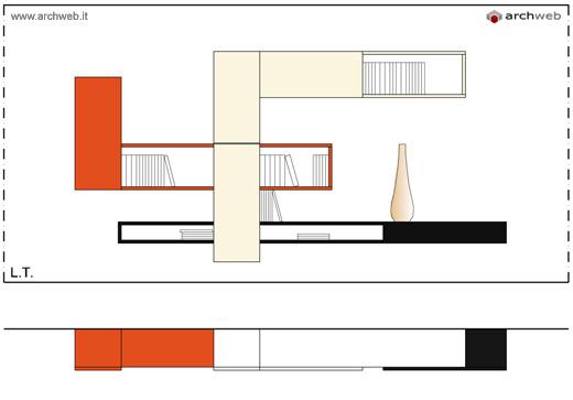 pareti attrezzate moderne 2d mobili per soggiorno