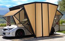 Gazebox box auto e giardino disegni dwg for Arredo giardino dwg