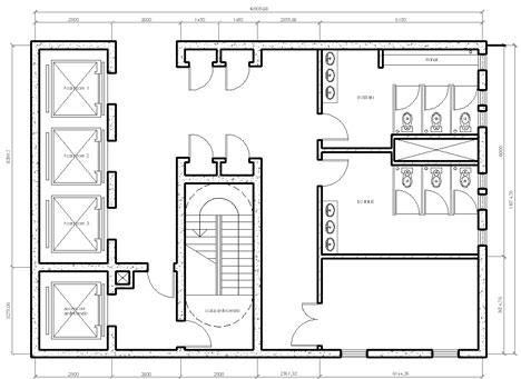 Propriet familiare scale ascensore dwg for Scale in pianta
