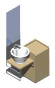 Miscelatori mobili bagno 3d for Progettazione mobili online
