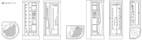 Disposizione divani dwg idee per il design della casa for Divani archweb