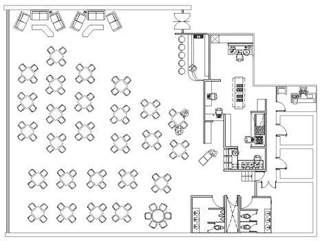 Planimetria cucina ristorante infissi del bagno in bagno - Dimensioni minime cucina bar ...