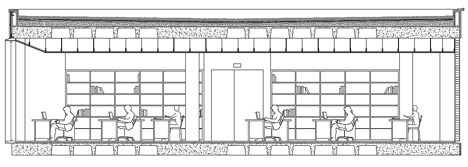 Biblioteche 2 for Arredi per biblioteche