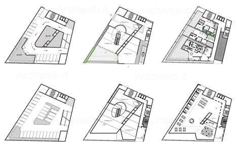 Schemi progettuali per il commercio e la distribuzione for Software di piano terra residenziale