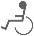 Parcheggi per invalidi diversamente abili - Bagno disabili cad ...