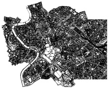 Cartina Italia Dwg.Citta Italiane Dwg Planimetrie Dwg