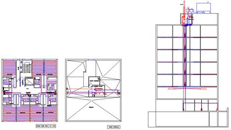 Sistemi Radianti Dwg Pavimentazione Pannelli Radianti