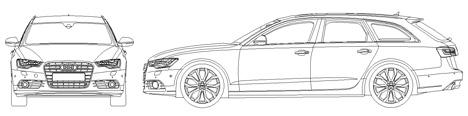 Audi Cad Dwg 2
