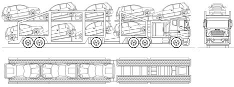 Mezzi cantiere camion vigili del fuoco veicoli gru camion militare