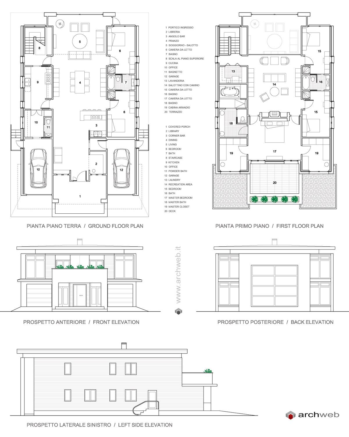 Sgabelli dwg archweb design inspiration f r - Letto dwg prospetto ...
